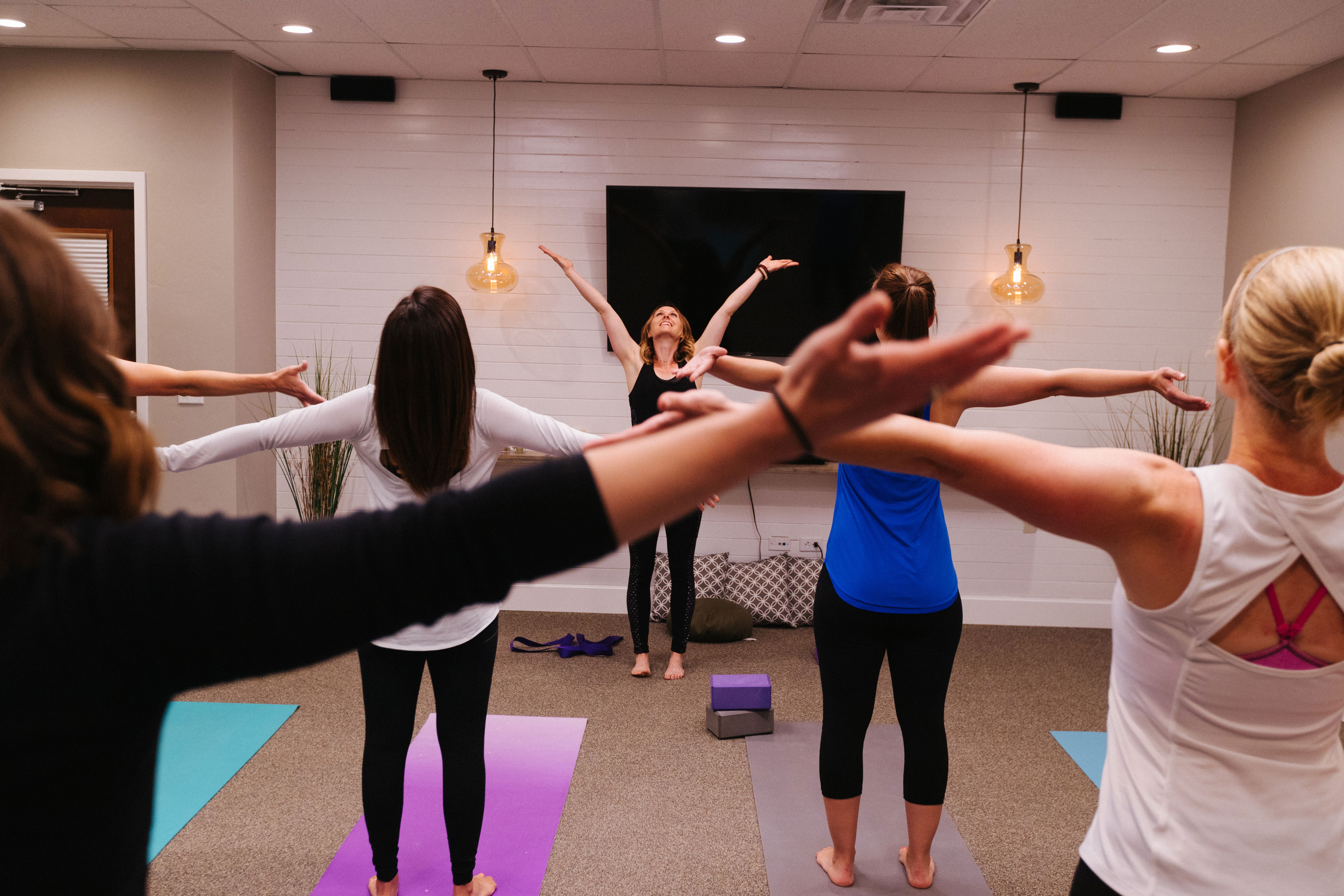 Yoga Group Sessions